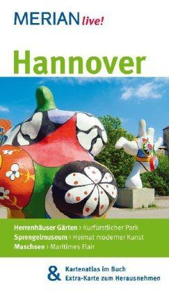 Merian live! Hannover (met losse kaart)