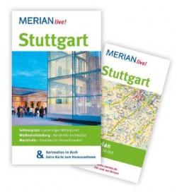 Merian live! Stuttgart (met losse kaart) (2.A 2013)