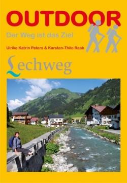 Wandelgids Oostenrijk Lechweg (267) 1.A 2013