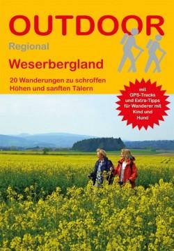 Weserbergland - 20 Wanderungen zu schroffen Höhen und sanften Tälern (387)