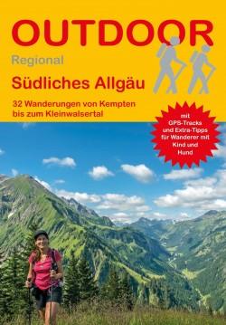 Südliches Allgäu - 32 Wanderungen von Kempten bis zum Kleinwalsertal (401)