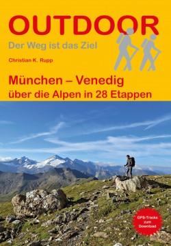 Wandelgids München-Venedig über die Alpen in 28 Etappen (270)