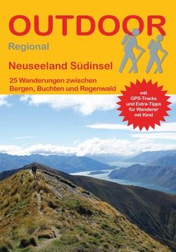 Wandelgids Neuseeland Südinsel - 25 Wanderungen zwischen Bergen, Buchten und Regenwald (408)