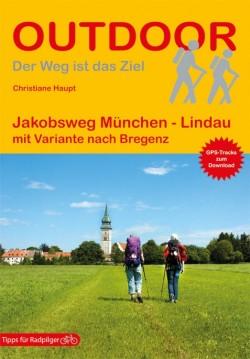 Jakobsweg München - Lindau (187) 4.A 2018