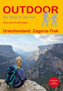 Wandelgids Griechenland: Zagoria-Trek (442)