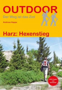 Wandelgids Harz - Hexenstieg (163) 3.A 2019