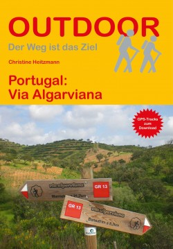 Wandelgids Portugal: Via Algarviana (298) 2.A 2019