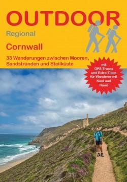 Wandelgids England: Cornwall - 33 Wanderungen (366) 2.A 2019