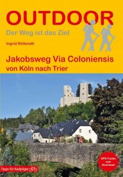 Wandelgids Duitsland: Jakobsweg via Coloniensis von Köln nach Trier (241)
