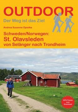 Wandelgids Schweden/Norwegen: St. Olavsleden (447) 1.A 2020