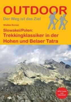 Wandelgids Slowakei/Polen - Trekkingklassiker in der Hohen und Belear Tatra (458)