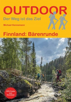 Wandelgids Finnland: Bärenrunde (85) 4.A 2020