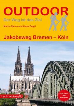 Wandelgids Duitsland: Jakobsweg Bremen-Köln 2.A 2020