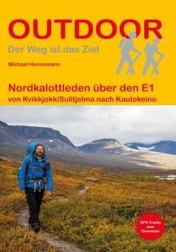 Wandelgids Nordkalottleden über den E1 (172)