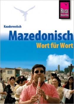 Taalgids Kauderwelsch Band 131 Mazedonisch (3.A 2009)