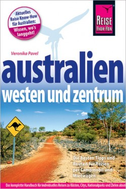 Reisgids Australien - Westen und Zentrum 5.A 2014