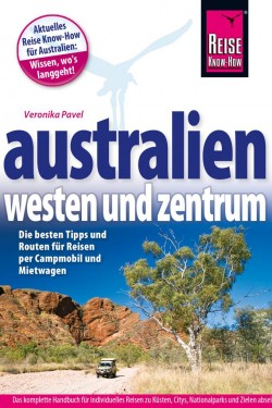 Reisgids Australien Westen und Centrum 6.A 2017