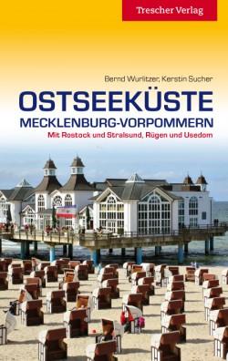Reisgids Ostseeküste  Mecklenburg-Vormpommern 2.A 2018
