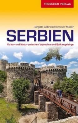 Reisgids Serbien  4.A 2017