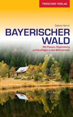 Reisgids Bayerischer Wald 2.A 2017