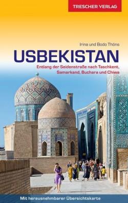 Reisgids Usbekistan 12.A 2019