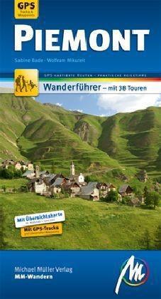 Wandelgids Wandern Piemont 2.A 2017