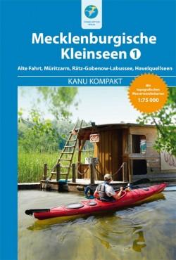 Kanu Kompakt Mecklenburgische Kleinseen 1