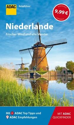 Reisgids ADAC-RF Niederlande 2018 (spiraal)