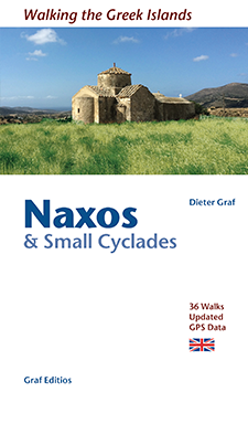 Walking on Naxos  & Small Cyclades - 36 walks