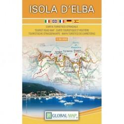 Isola d'Elba 1: 30.000