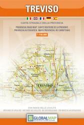 Veneto: Treviso 1:150.000 (Global Map)