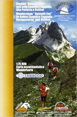 Wanderweg 'Dolomiti Live' 1:75.000
