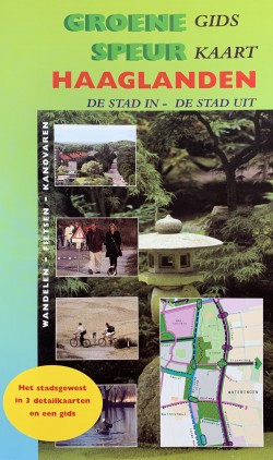 Groene Speurgids/kaart Haaglanden