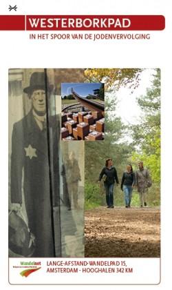 LAW-Gids 15 Westerborkpad - Wandelen in het spoor van de Jodenvervolging