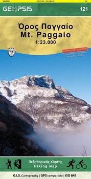 Mt. Paggaio 1:23.000 (121)