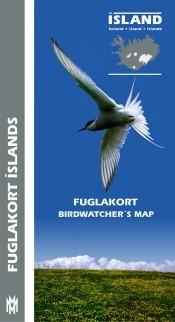 Birdwatcher's Map Iceland (2015)