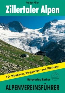 Rother AVF Zillertaler Alpen 12.A 2012