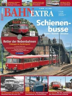 Bahn Extra Schienenbusse in Deutschland