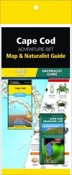 Cape Cod Adventure Set (Map & Naturalist Guide)