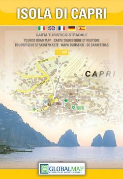Isola di Capri 1: 7.500 (Global Map)