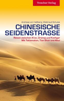 Reisgids Chinesische Seidenstrasse 1.A 2014