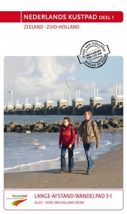 LAW-Gids 5-1 Nederlands Kustpad Deel 1 Zeeland - Zuid-Holland