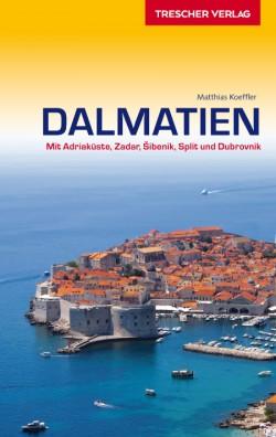 Reisgids Dalmatien 5.A 2018