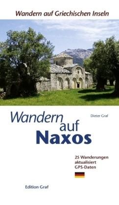 Wandern auf Naxos - 25 wanderungen
