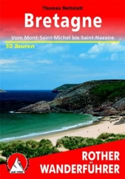 Rother Wanderfuehrer Bretagne 50 Touren (4.A 2012)