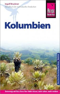 Reisgids Kolumbien 5.A 2018
