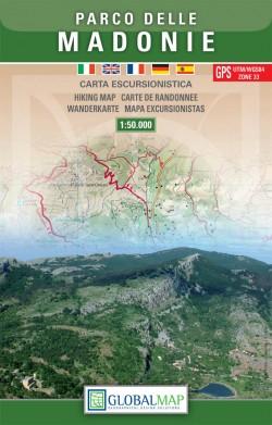 Parco delle Madonie 1:50.000