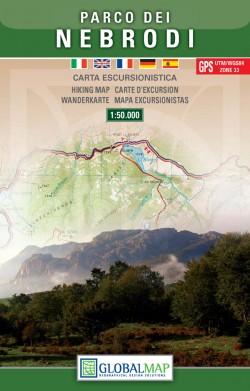 Parco dei Monti Nebrodi  1:50.000 (Global Map)