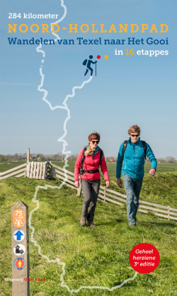 Noord-Hollandpad 3e ed. 2019