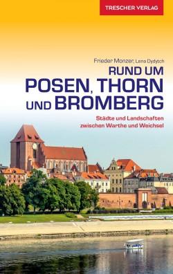Reisgids Rund um Posen-Thorn-Bromberg 2.A 2017